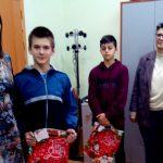 Атанас Варчев – III място в Национален конкурс